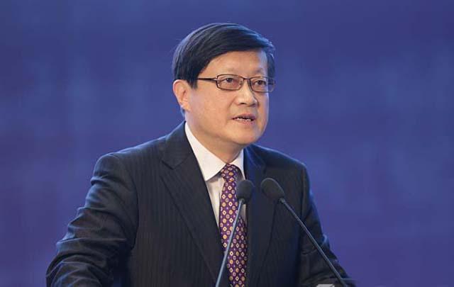 图为交通银行首席经济学家 连平
