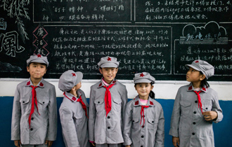 【鹅眼】红军小学的孩子们
