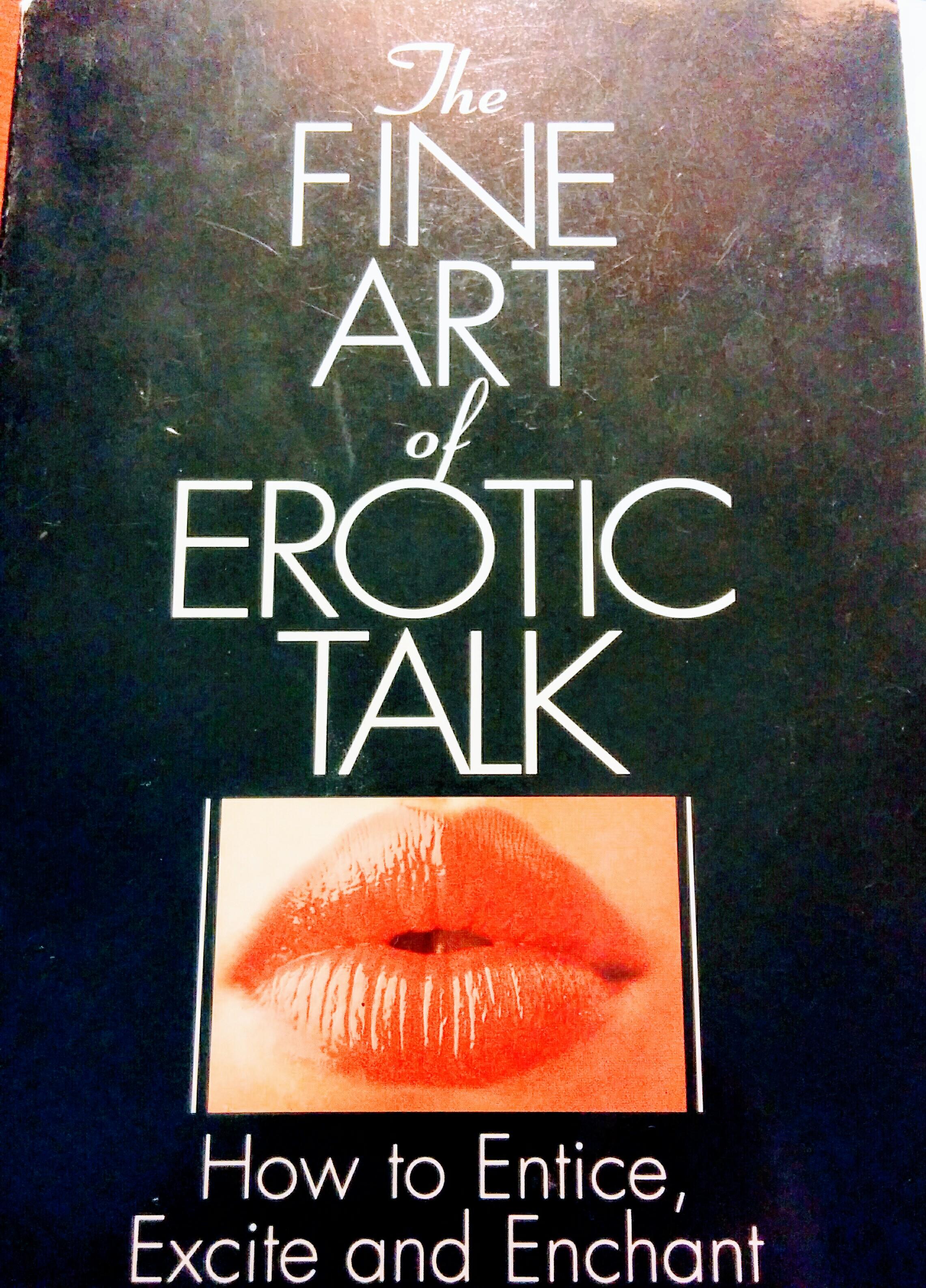 《情话的艺术》封面