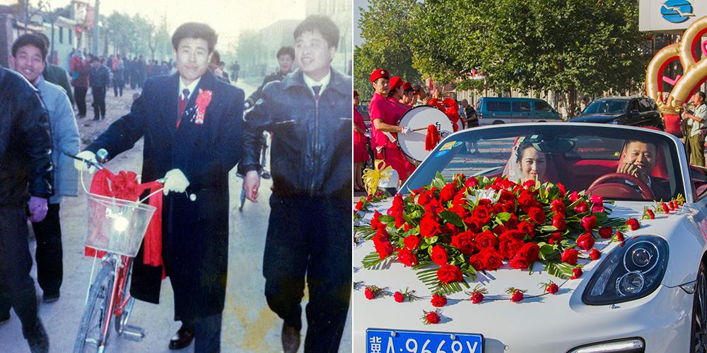 中国婚礼进行时
