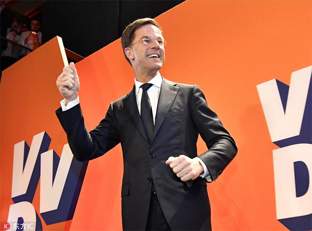 荷兰首相吕特