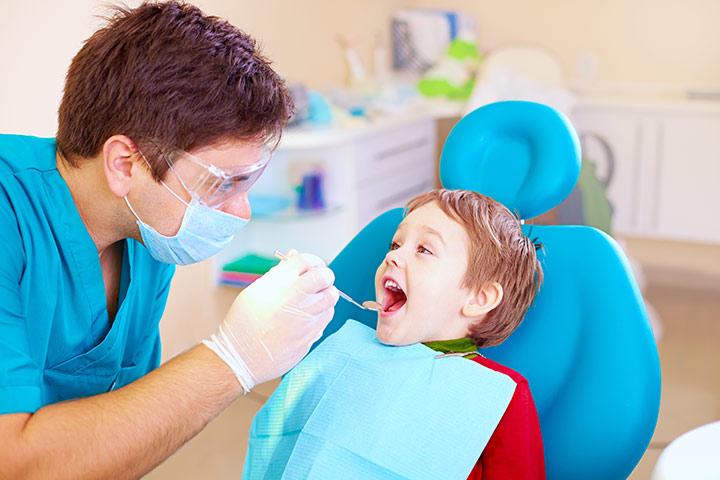 齿科也是常常被忽视的儿童体检科目