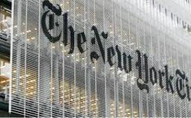 《纽约时报》A2、A3版的新设计