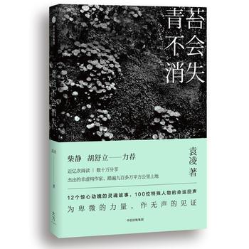 《青苔不会消失》/袁凌 著/中信出版集团/2017.4