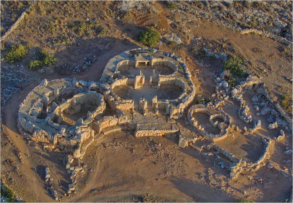 图5:马耳他一座独特而神秘的神庙