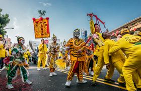 【在线影展】台湾小琉球迎王祭