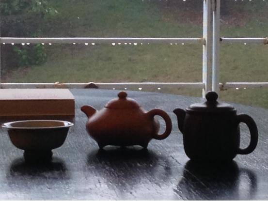 茶具并非无足轻重,作者供图