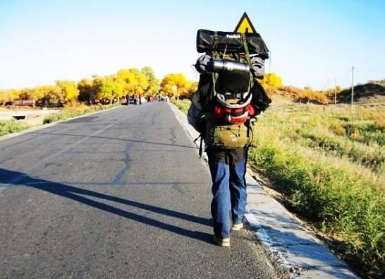 自由的背包客