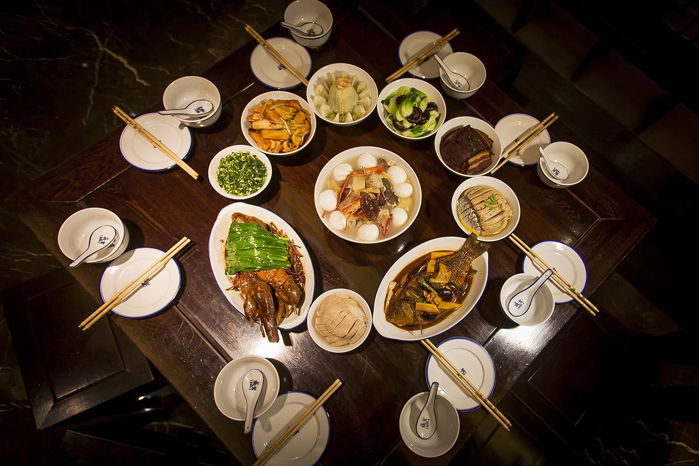 咸亨酒店的十碗头,堪称精致代表