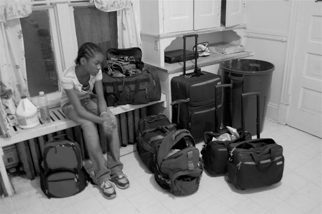 被驱逐的租客,摄影:Matthew Desmond