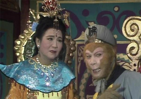 赵丽蓉在《西游记》中扮演车迟国王后
