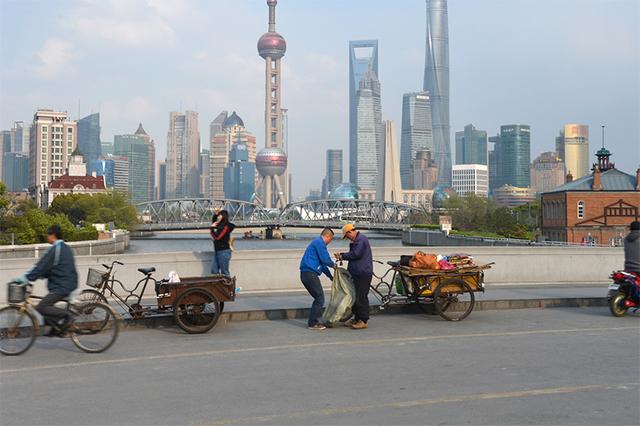 上海的黄鱼车