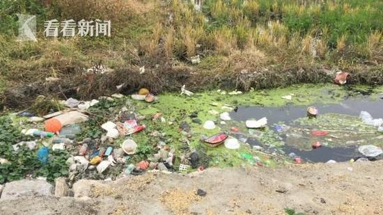 电子垃圾造成的污染触目惊心