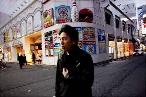 资料图:日本街头