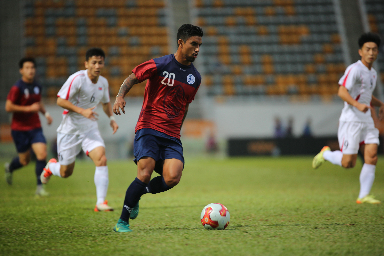 从0:19到东亚五强,关岛足球的崛起