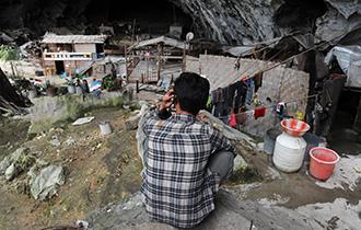 最后的洞穴村