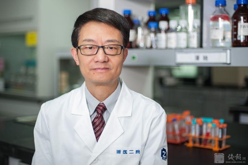 """浙江大学肿瘤研究所胡汛团队的研究被媒体解读成""""小苏打饿死癌细胞"""""""