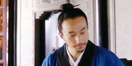 电视剧《大明王朝1566》中的人物,穿棉布衣服的大丝绸商沈一石