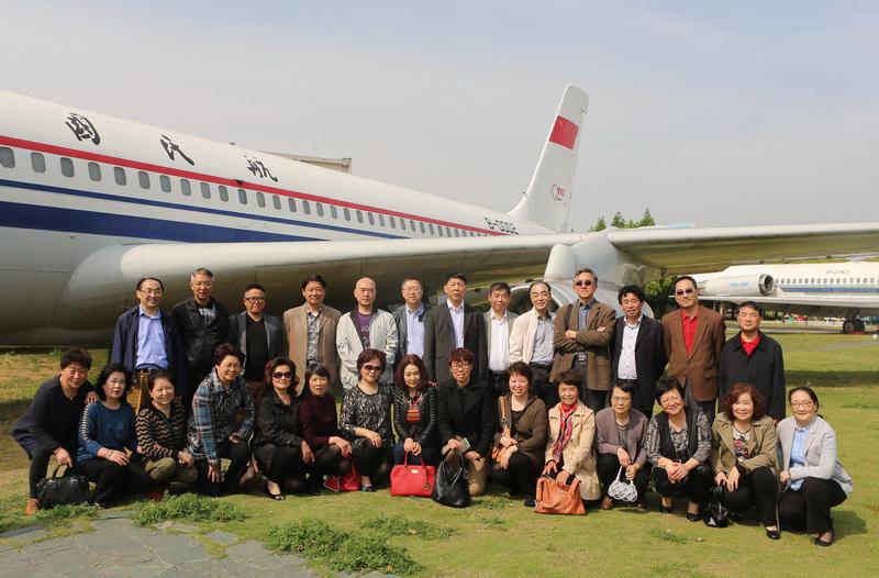 1976年进入上飞厂技校的同学,用四十年光阴为国家民机工业奉献了全部职业生涯