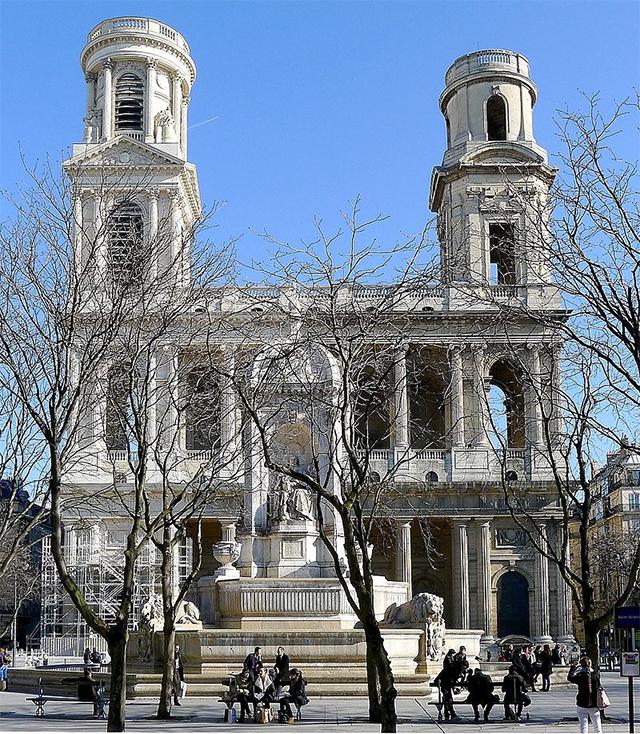 圣絮尔匹斯教堂