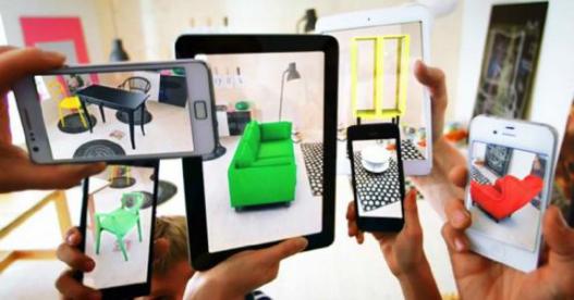 AR技术下的虚拟宜家