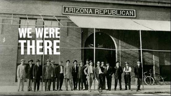 《亚利桑那共和报》的故事讲述者项目