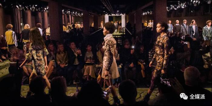 Burberry2016九月时装大秀