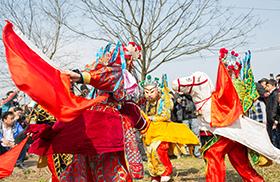 【在线影展】池州傩戏:中国戏曲活化石