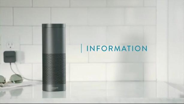 Amazon echo 音箱