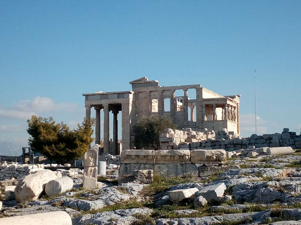 雅典卫城博物馆,这里装着西方文明的源头_顺手