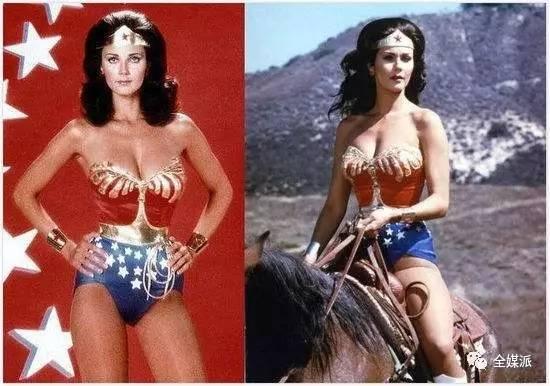 1975年美剧版《神奇女侠》