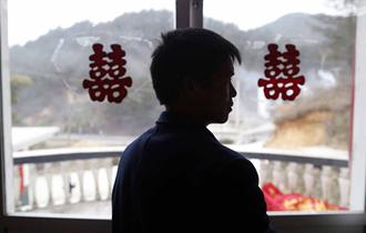 【图话】农村剩男危机:岂止天价彩礼