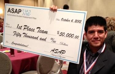 来自厄瓜多尔的一名大学生通过MOOC获得了一项重要奖学金