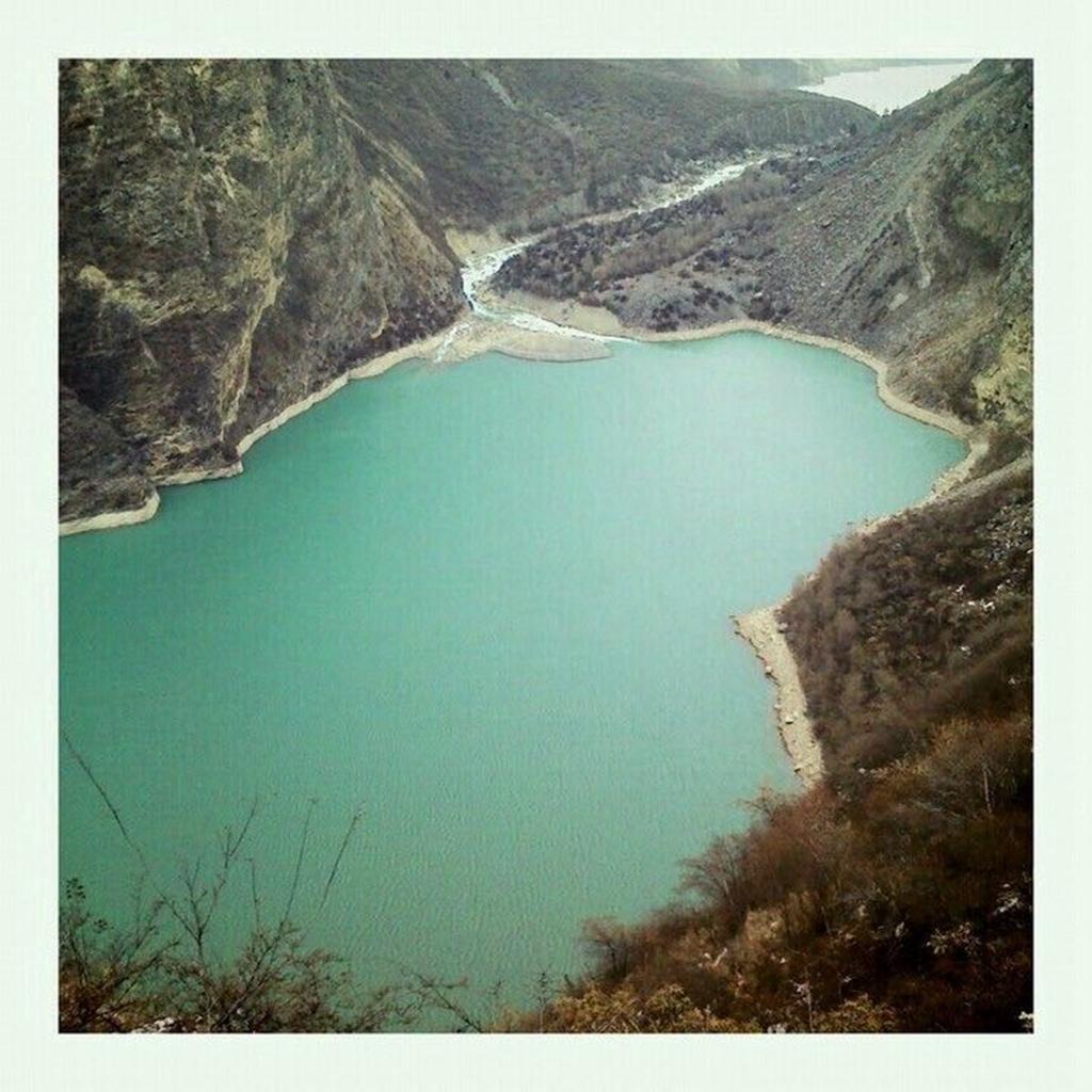 【鹅眼】四川叠溪堰塞湖下埋着千年古城