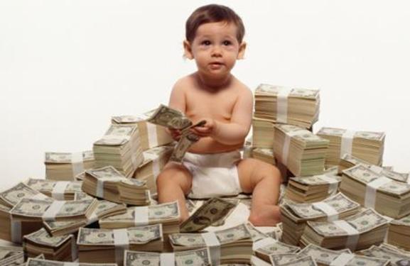在美国养孩容易?养一个小孩167万!
