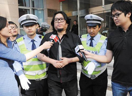 2011年5月,醉驾入刑,高晓松正好撞在枪口上