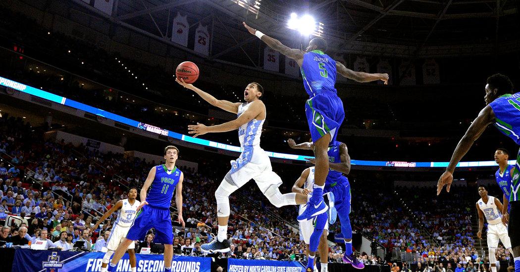 全美大学参与其中、乐在其中的NCAA篮球比赛,很好展现了美国高等教育的扁平化特征