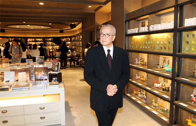 诚品书店创办人吴清友先生