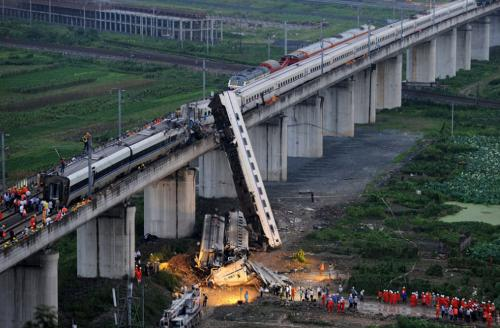"""很多人把高铁降速和""""7・23事故""""联系起来"""