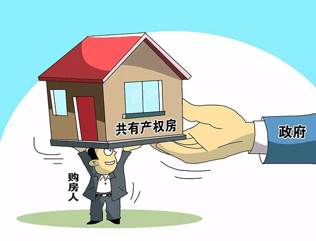 中国共有产权房模式市场空间很大