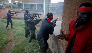 【鹅眼】亲历南苏丹冲突一线:每个叛军两袋子弹