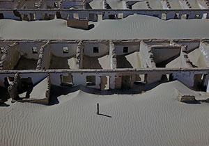 【鹅眼】青海小镇因石油而兴 资源枯竭变鬼城