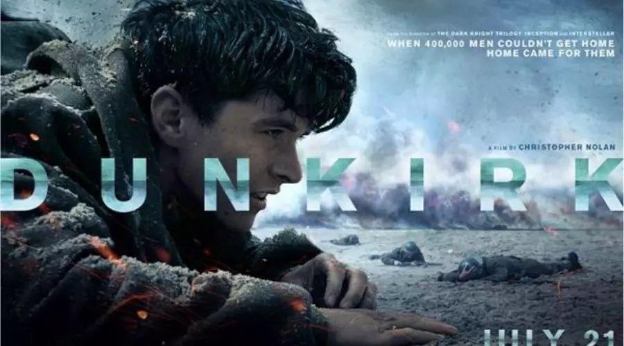 诺兰亲生的《敦刻尔克》再封神!战争片如何刷出体验式历史感?