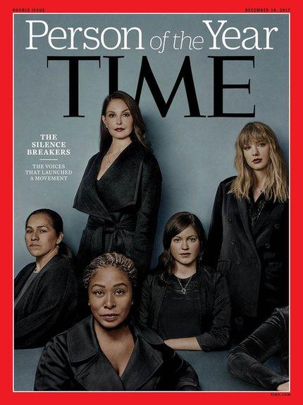 《时代》周刊封面
