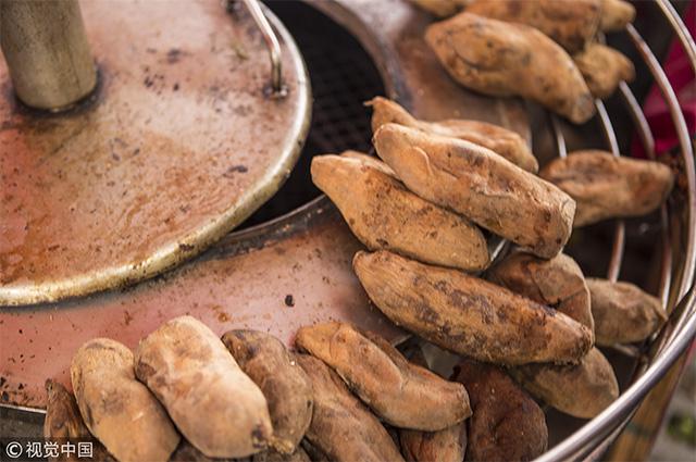 烤紅薯,消失的北京冬日味道