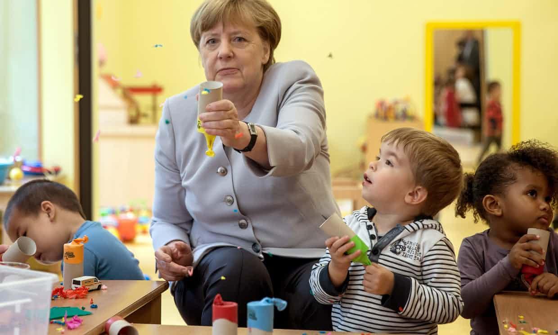 德国人口形势近年得到好转