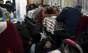 【鹅眼】北京到成都 26小时春运路