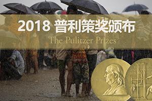 2018普利策奖揭晓