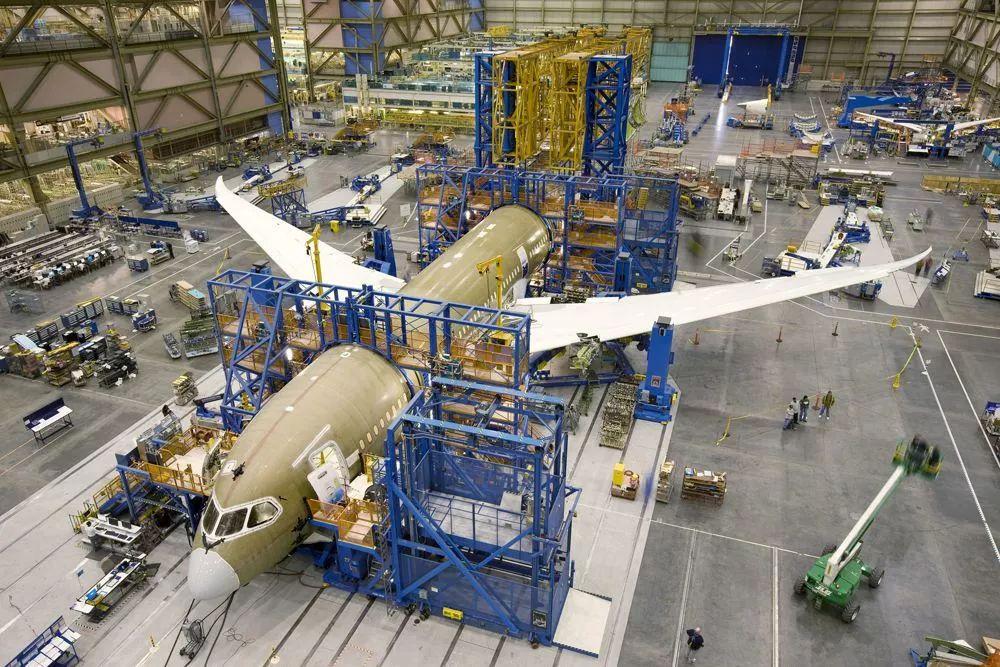 波音飞机工厂