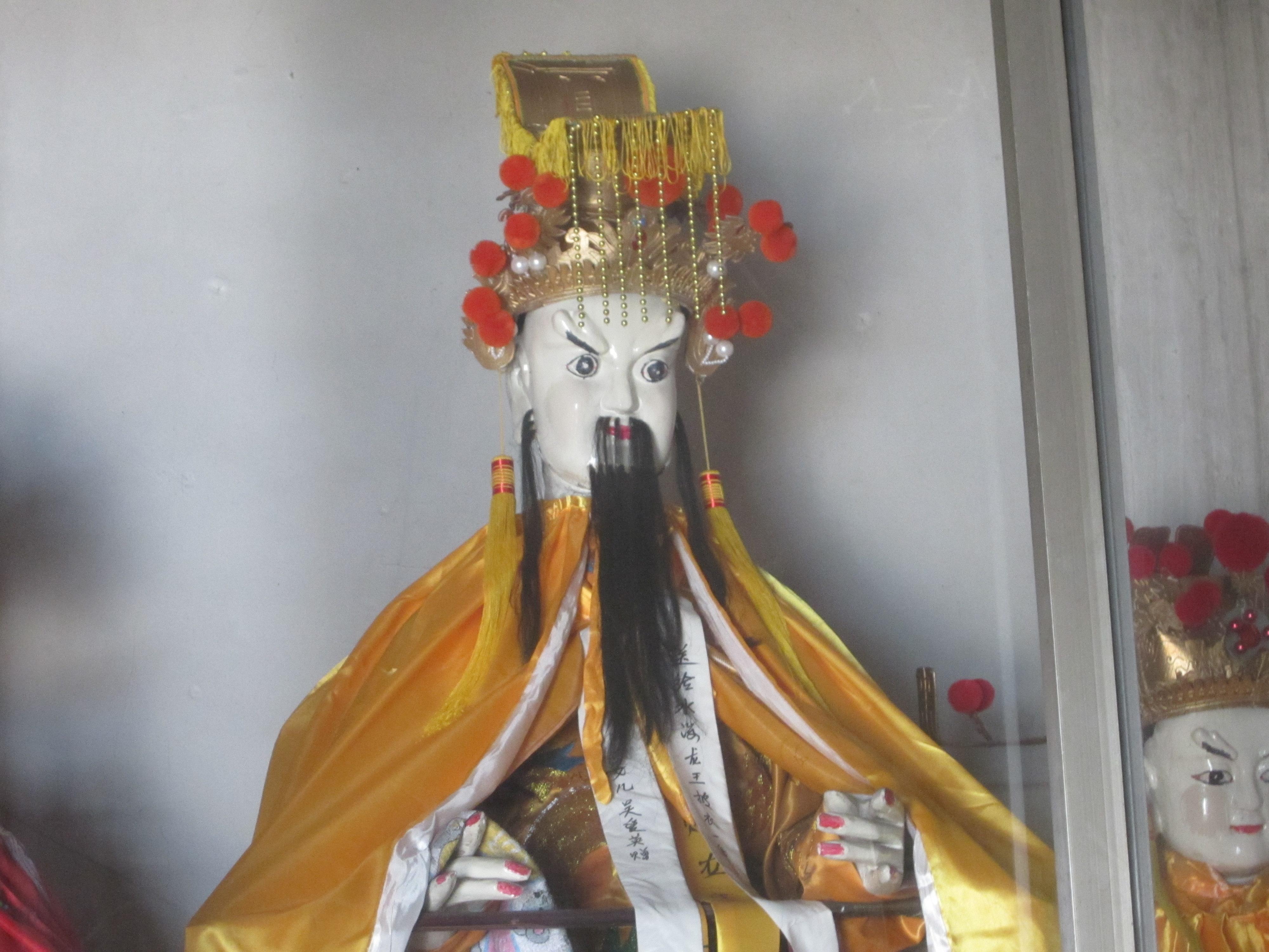 刘猛将归来: 一座乡村小庙兴衰中的百年中国